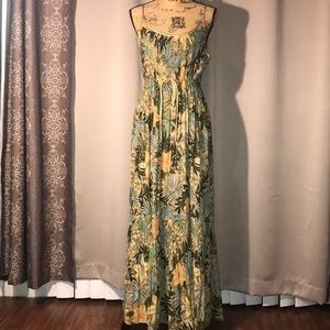Robbie Bee Floral Maxi Dress Size 18